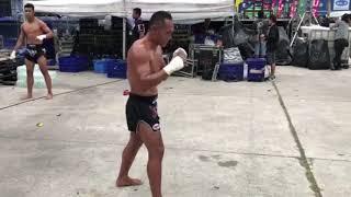 Saenchai Strikes Back (Shadowboxing Part 2)