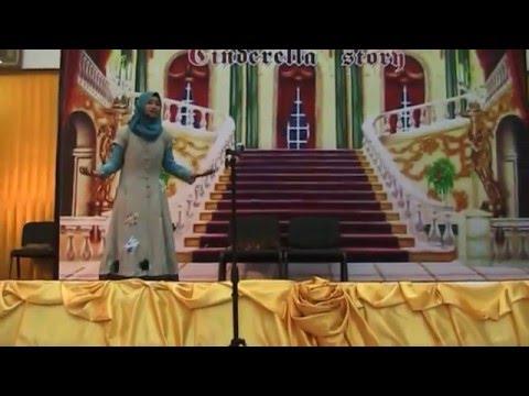 การแสดงละครภาษาอังกฤษเรื่อง Cinderella