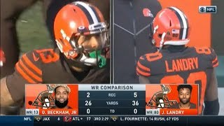 Odell & Jarvis Landry vs Marcus Peters, Marlon Humphrey & Jimmy Smith (2019) WR vs CB Highlights