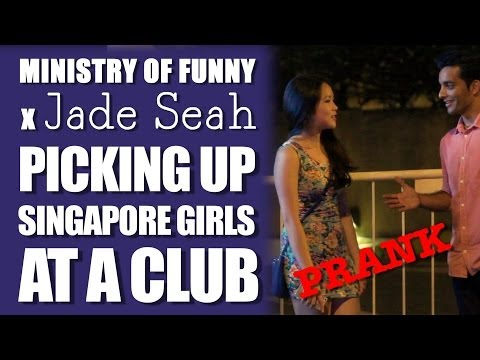 Picking Up Girls In Clubs (Using Their Own Lines) feat. Jade Seah