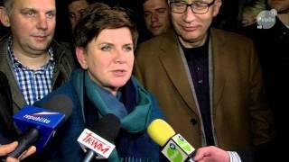 Beata Szydło w Pelplinie - TV Pelplin HD