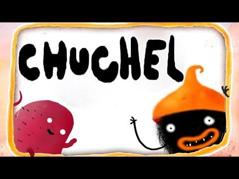 СМЕШНАЯ ИГРА про Черного ЗВЕРЬКА ЧУЧЕЛ #1 Chuchel - мультик игра Весёлое видео для детей