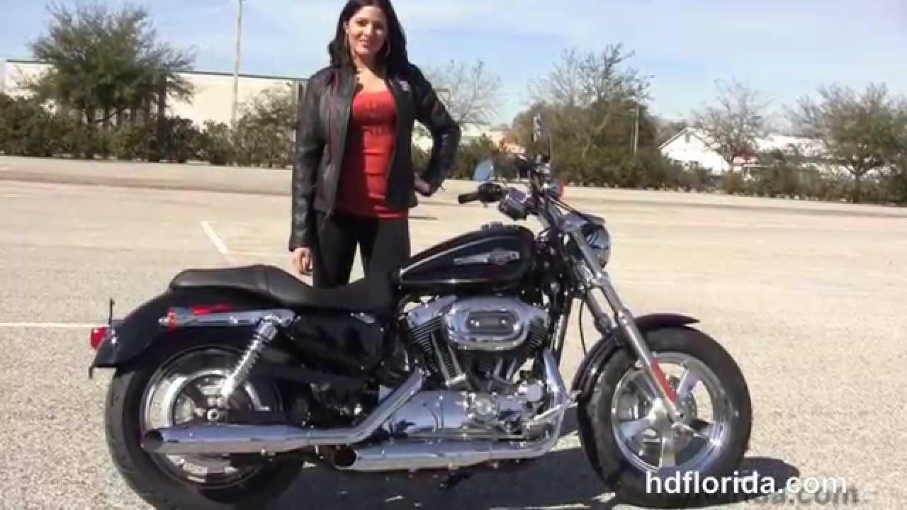 New 2015 Harley Davidson Xl1200c Sportster 1200 Custom