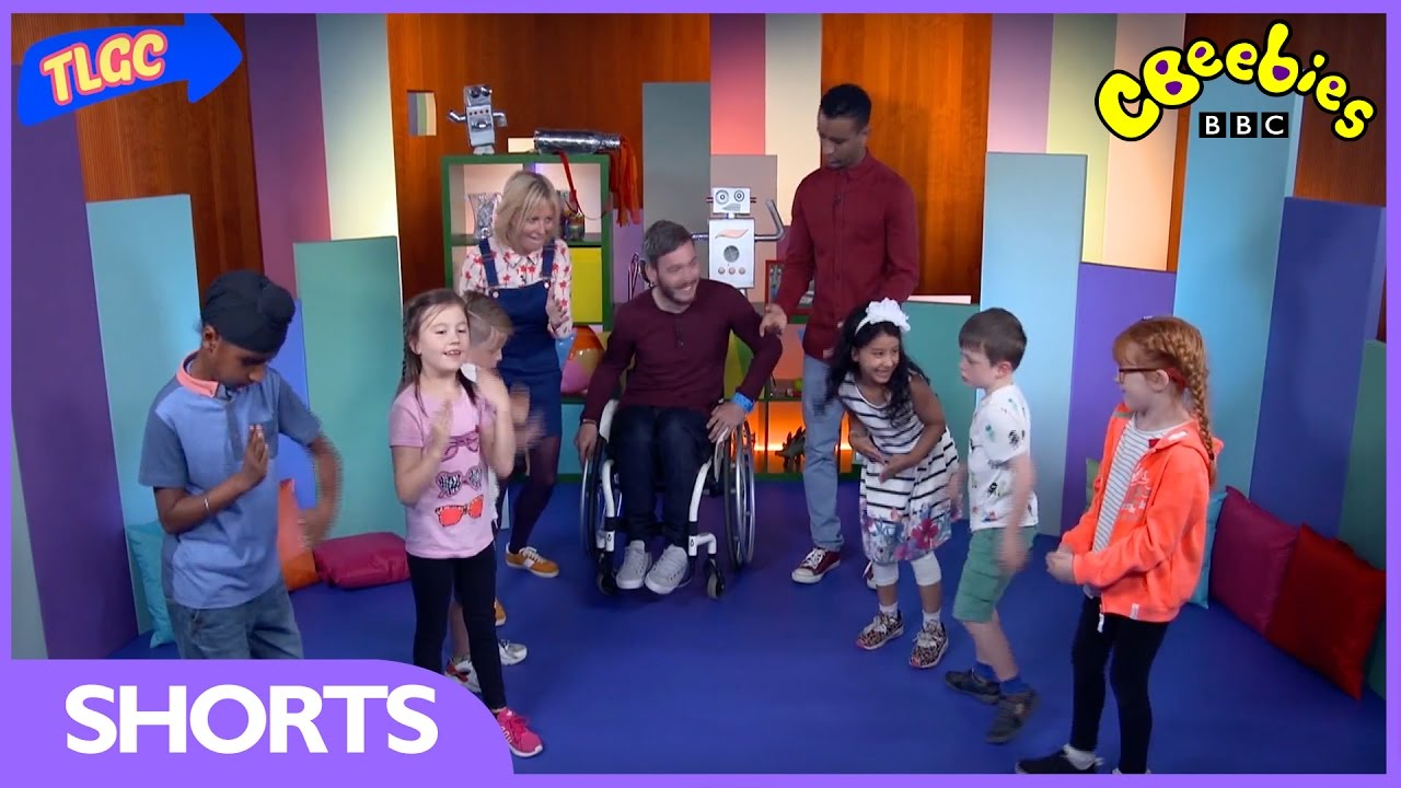 Cbeebies Robot Musical Statues The Let S Go Club Youtube