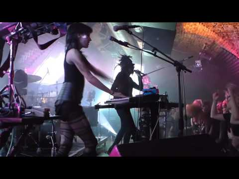 IAMX Spit It Out - live in Freiburg