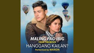 """Gambar cover Maling Pag-ibig (from the movie """"Hanggang Kailan?"""")"""