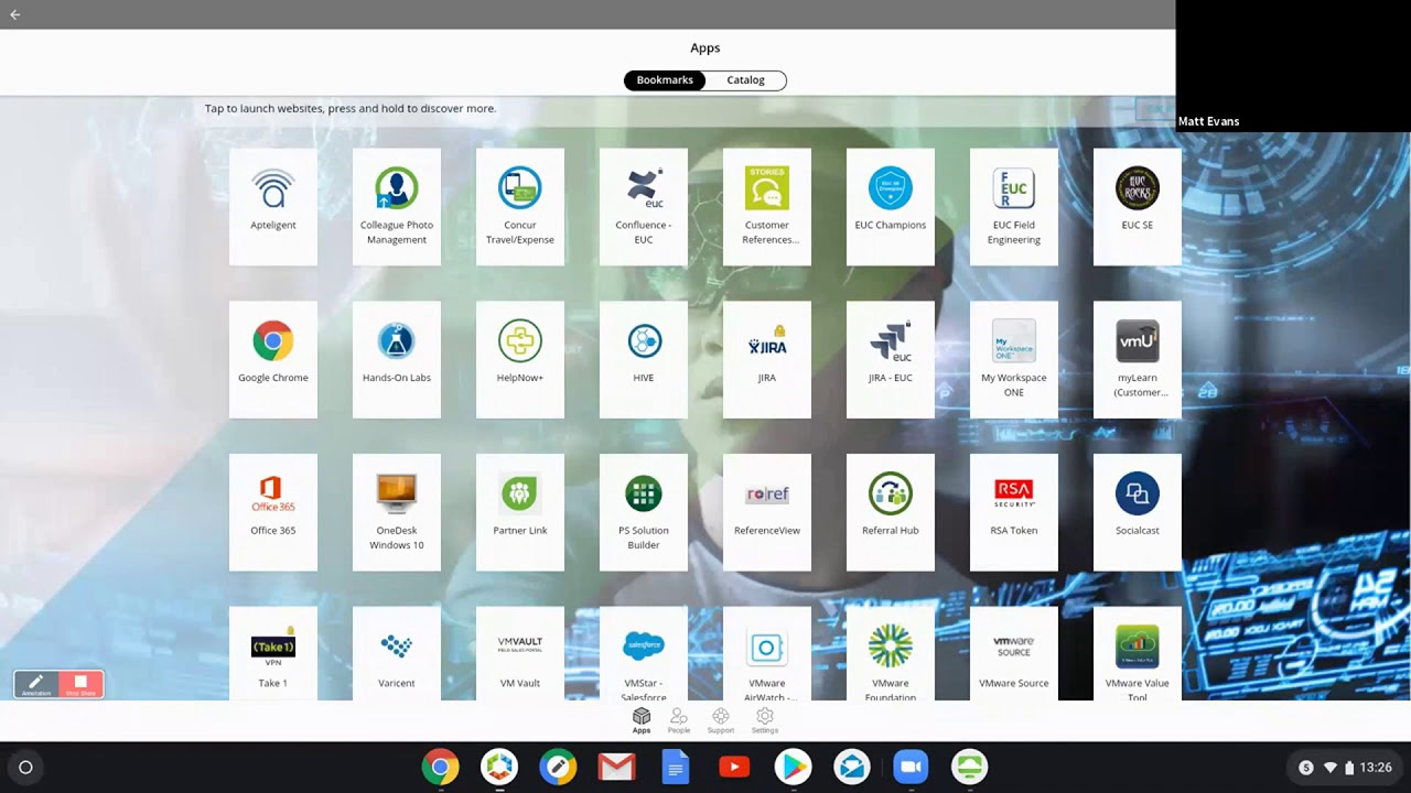 Download Chrome Enterprise User Experience with VMware Workspace ONE and Horizon