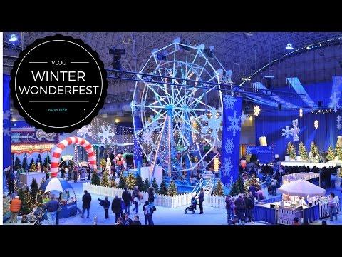 VLOG: Winter Wonderfest- Navy Pier
