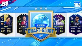 HUNTING FOR PRIME MOMENT ICONS! | FIFA 19 DRAFT TO GLORY #106