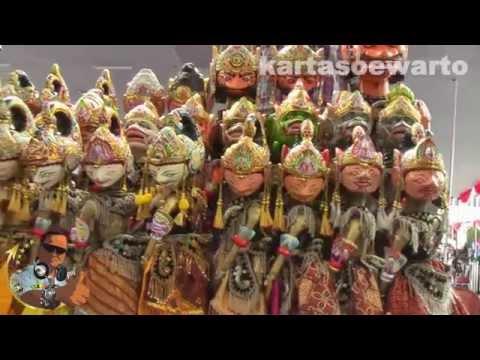 Festival Wayang Indonesia - Kotatua Jakarta 2014