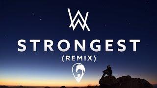 Download Ina Wroldsen - Strongest (Alan Walker Remix) Mp3 and Videos