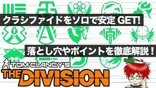 【Division 1.8.2~】ソロでクラシを安定GET!! 各ポイントをしっかり解説 @TEAM鴨葱