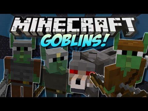 Minecraft | GOBLINS! (Tiny Green Rebels!) | Mod Showcase [1.5.1]