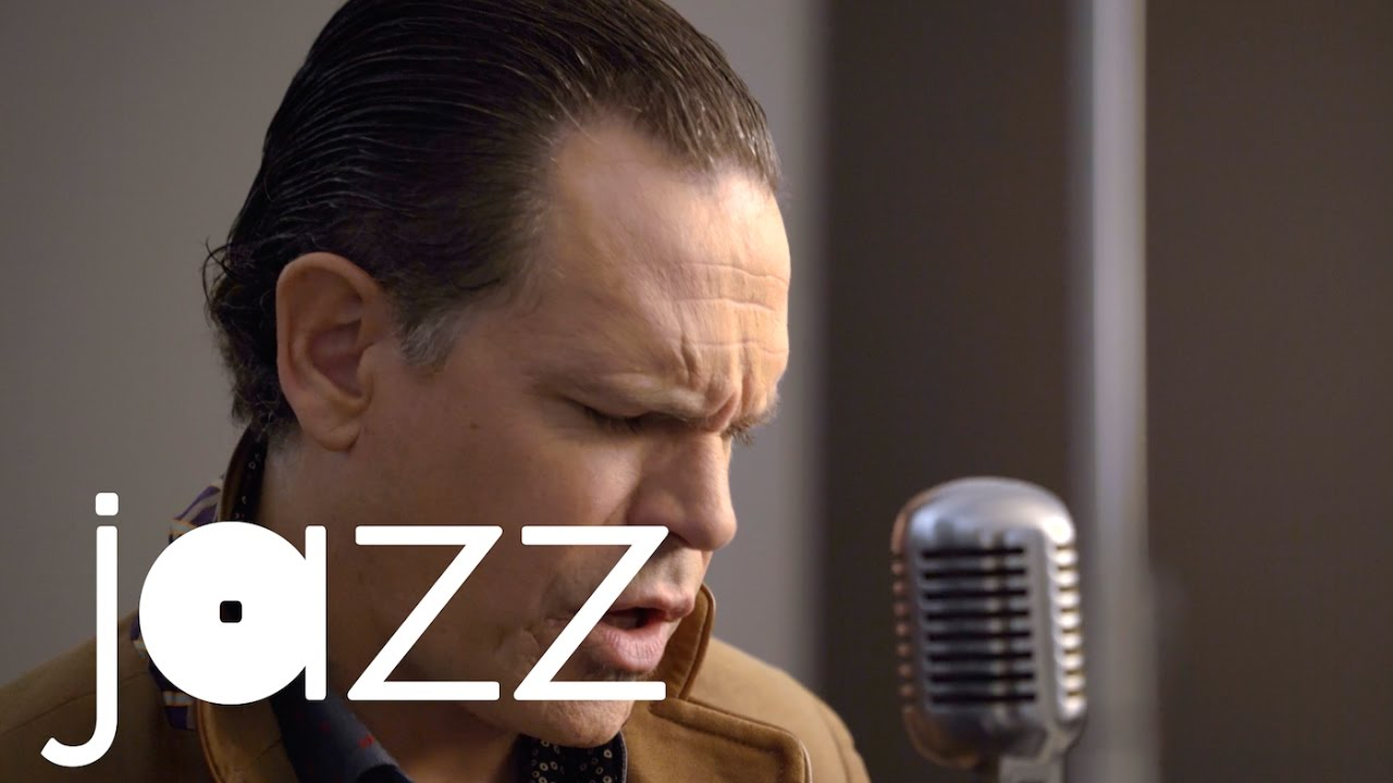 In the Studio: KURT ELLING, Part 1
