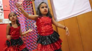 Download Hindi Video Songs - Cham Cham- Dantza Dance Academy
