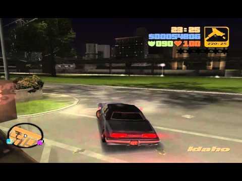 GTA 3 Ukryte paczki 24-30