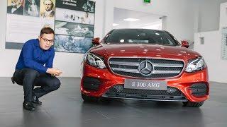 Otosaigon - Chi tiết Mercedes-Benz E300 AMG 2017 tại Việt Nam