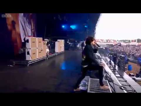 Bring Me The Horizon   at Reading Festival 2011 Part 1 Of 3