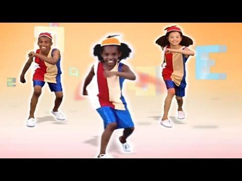 Just Dance Kids 👶 Alphabet Song ❤ Children Songs to Dance, Nursery Rhymes Playlist