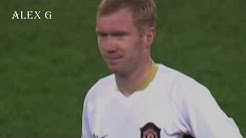 Paul Scholes - The Best Central Midfielder Ever
