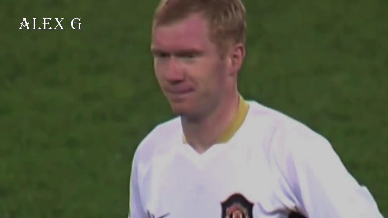 Download Paul Scholes - The Best Central Midfielder Ever
