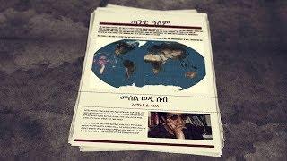 Eritrea: Amanuel Sahle - Human Rights ~~ መስል ወዲ ሰብ ኣማኑኤል ሳህለ