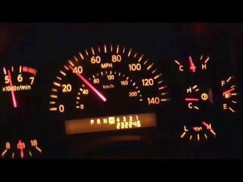 Nissan titan 0-60 mph