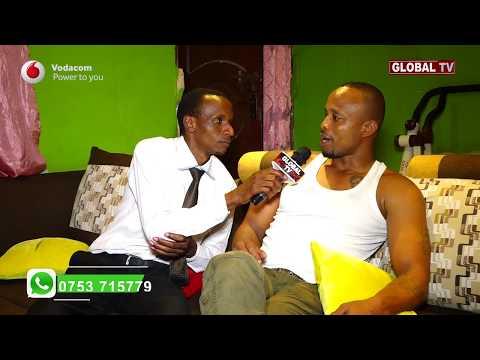 MPAKA HOME: Huyu Ndiye Bad Boy Mkali wa Filamu za Ngumi Bongo, Utamtaka!