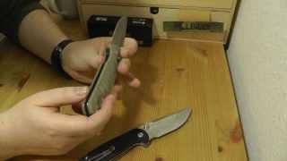 Ganzo Knife G717-Y Desert Tan | EDC Taschenmesser