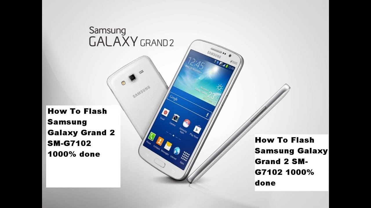 How to flash a Samsung phone 17