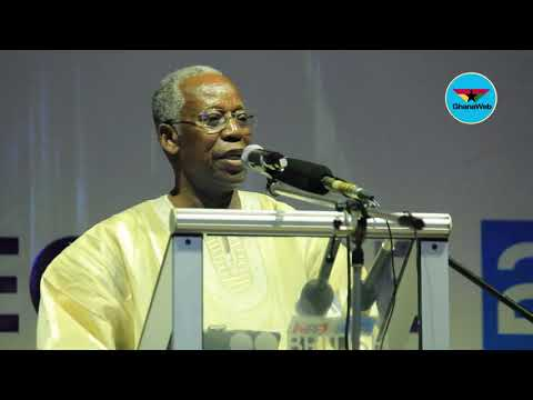 Kojo Yankah advocates for the introduction of local languages into universities