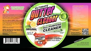 Gutter Edge Cleaner In Action, Does the Cleaner Work?