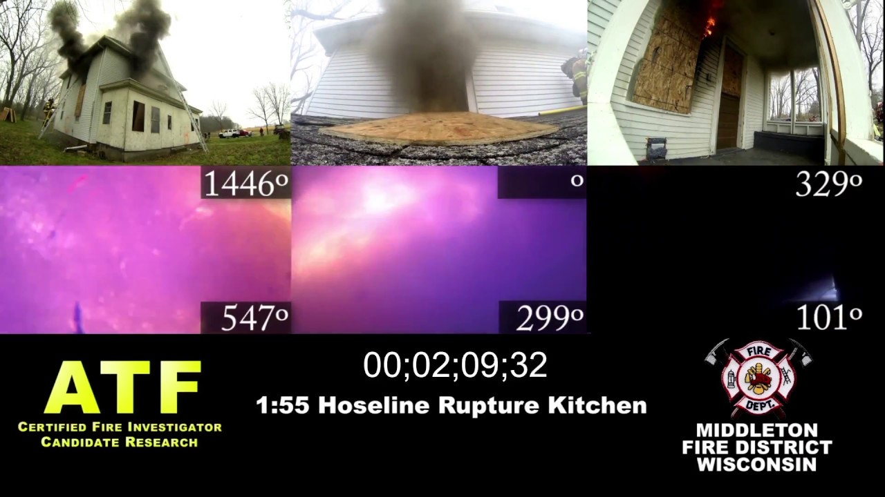 Ventilation Driven Fire Dynamics for Fire Investigators/Fire