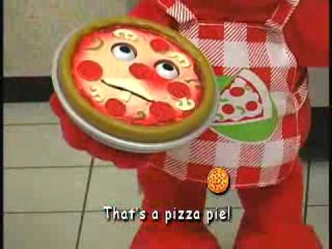 Singing Pizza Elmo With Fisher-Price Sesame Street Singing Pizza Elmo.flv