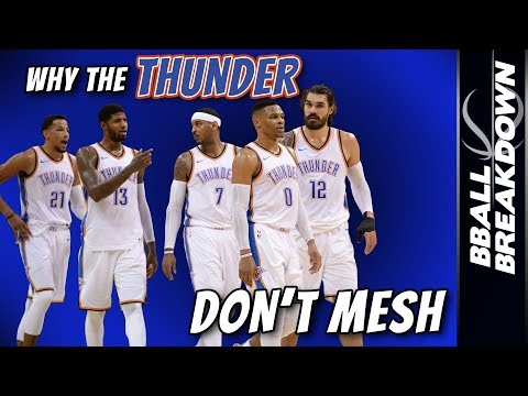 Why The THUNDER Don't Mesh