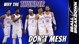 Why The THUNDER Don