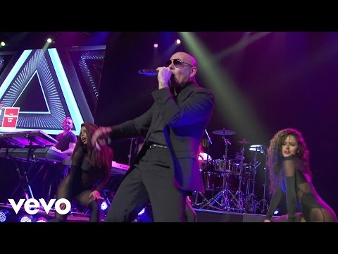Pitbull - Time Of Our Lives (Live on the Honda Stage at the iHeartRadio Theater LA)