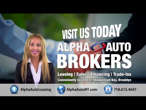 Alpha Auto Leasing TV Commercial