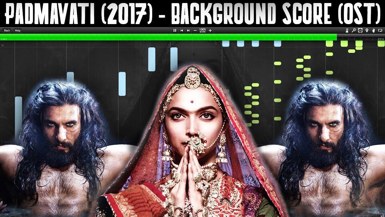padmavati-amazing-soundtrack-background-music-hasit-nanda