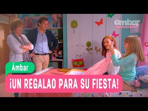 Las Aventuras de Ámbar - ¡Un regalo para su fiesta! / Capítulo 22