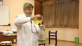 Un espectáculo de Química, Dr Sebastián Bruque