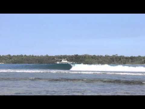 Surfing Banyak Islands Sumatra