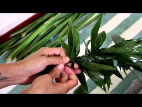 Making of a Ti Leaf Lei Mp3