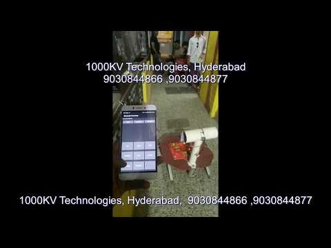 Mars curiosity robot using android |Live projects hyderabad | Mechanical projects |