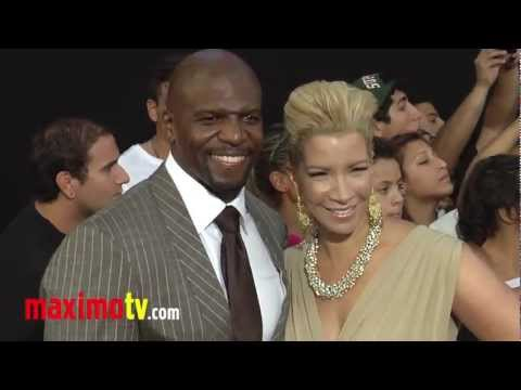 "Terry Crews at ""The Expendables 2"" Los Angeles Premiere ARRIVALS"
