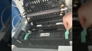 코코렌탈 금천점 컬러 레이저 복합기 CM405DF 정착…