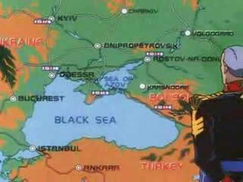Gihren's Greed:Operation Odessa