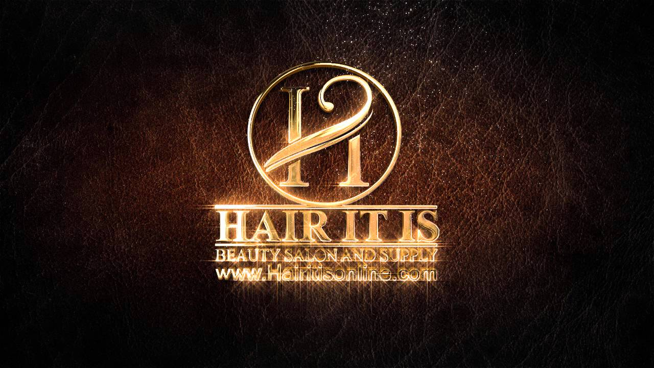 Hair It Is Online Let Our Team Animate Your Logo! 2012 How To