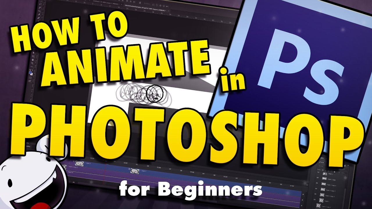 How To Animate in Photoshop CS6 & CC – Tutorial for Beginners