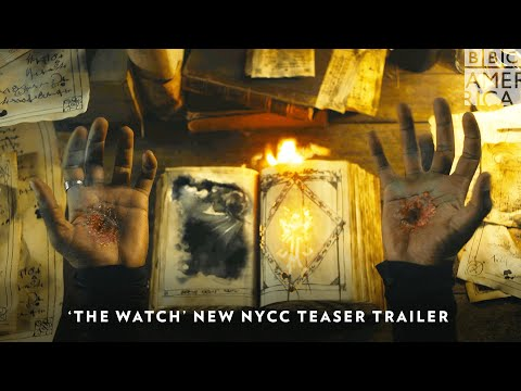 #TheWatch: NEW NYCC Teaser Trailer 👀 Premieres January 2021 | BBC America